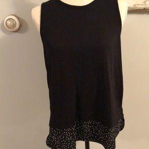 Jcrew sleeveless blouse